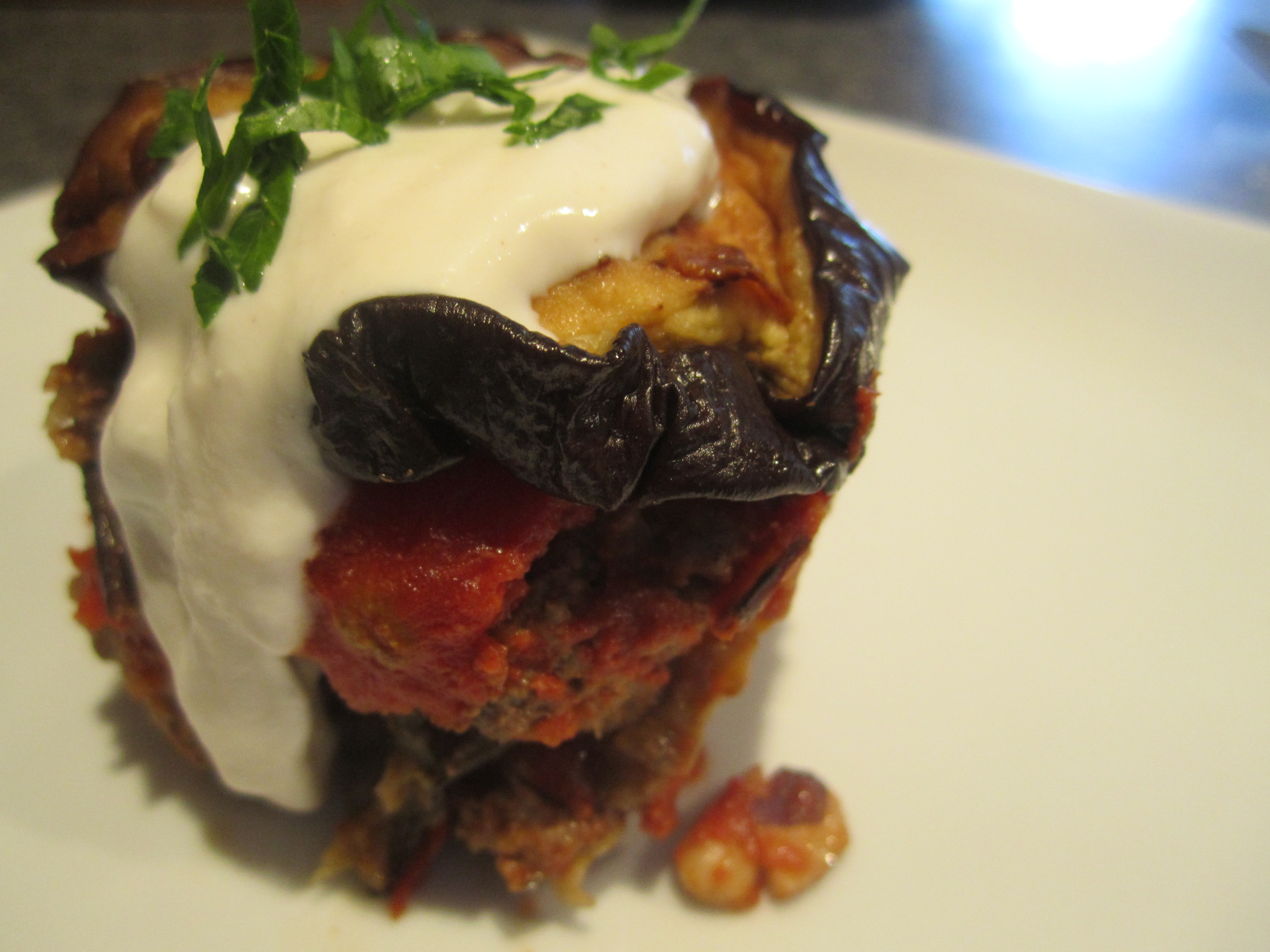 Messaaa egyptian moussaka kitchen nani made a few updated to this popular recipe updates will be shown in italics forumfinder Choice Image
