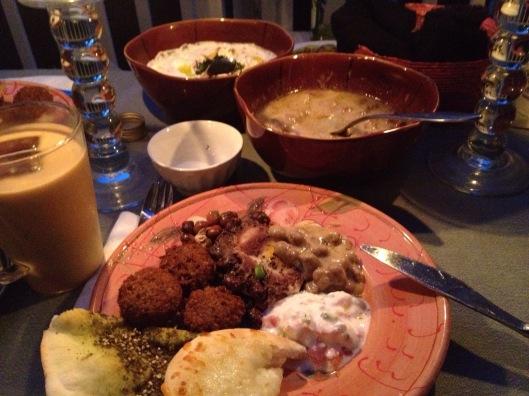Egyptian Iftar